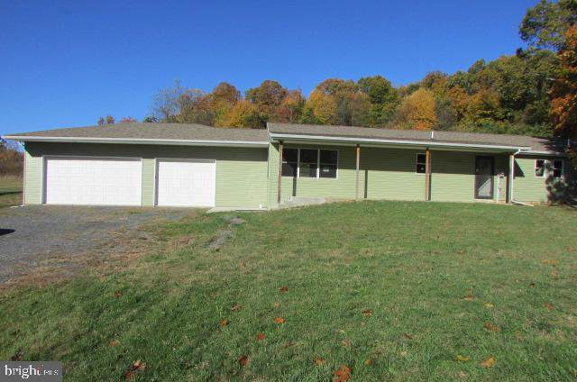 782 Huckleberry Road, NEW BLOOMFIELD, PA 17068 (#PAPY101560) :: Teampete Realty Services, Inc