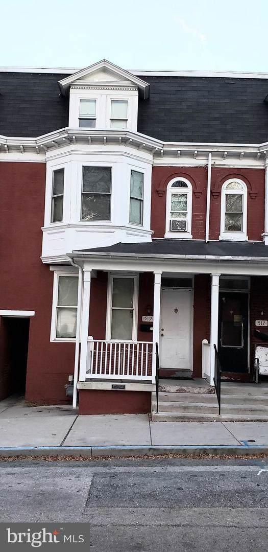 519 Thomas Street, YORK, PA 17404 (#PAYK128358) :: The Joy Daniels Real Estate Group