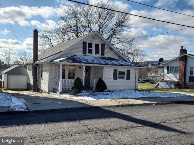 123 Washington Street, FROSTBURG, MD 21532 (#MDAL133186) :: Homes to Heart Group