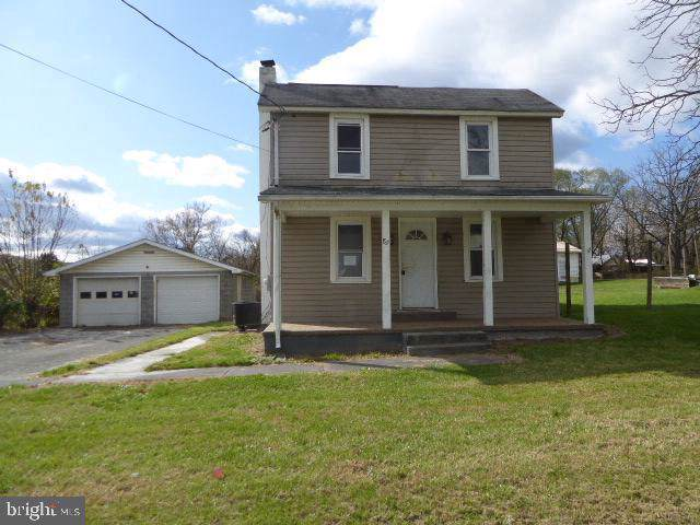 82 Springfield Pike, SPRINGFIELD, WV 26763 (#WVHS113456) :: Pearson Smith Realty