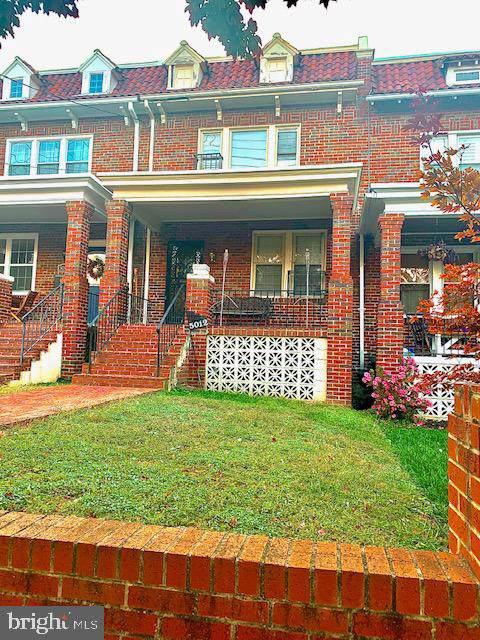 5012 4TH Street NW, WASHINGTON, DC 20011 (#DCDC449762) :: Crossman & Co. Real Estate