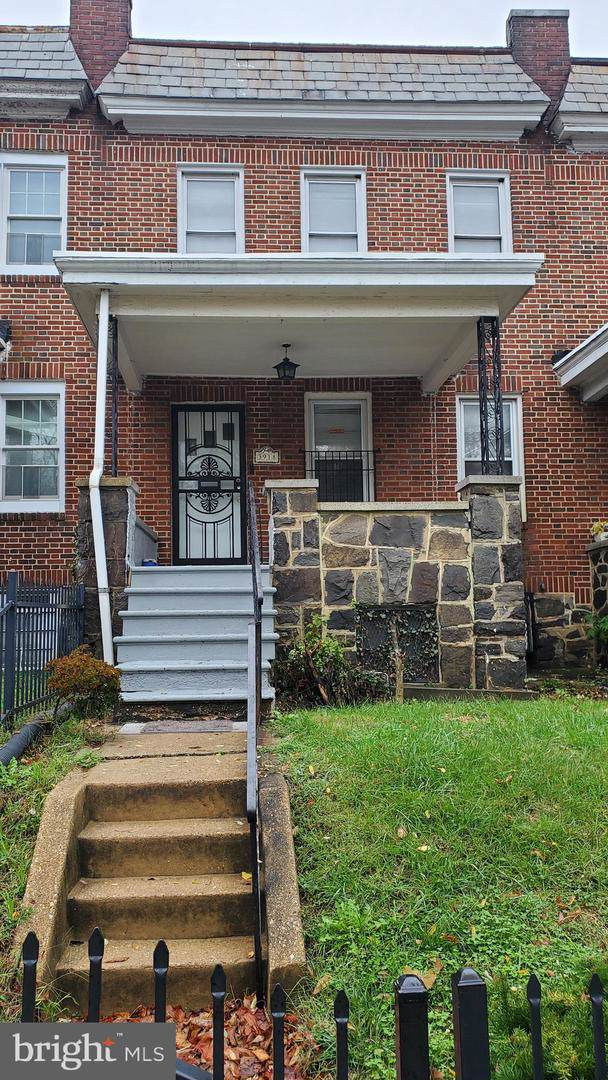 3918 Greenspring Avenue, BALTIMORE, MD 21211 (#MDBA491236) :: The Maryland Group of Long & Foster
