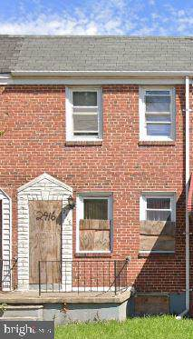 2416 Christian Street, BALTIMORE, MD 21223 (#MDBA491250) :: ExecuHome Realty