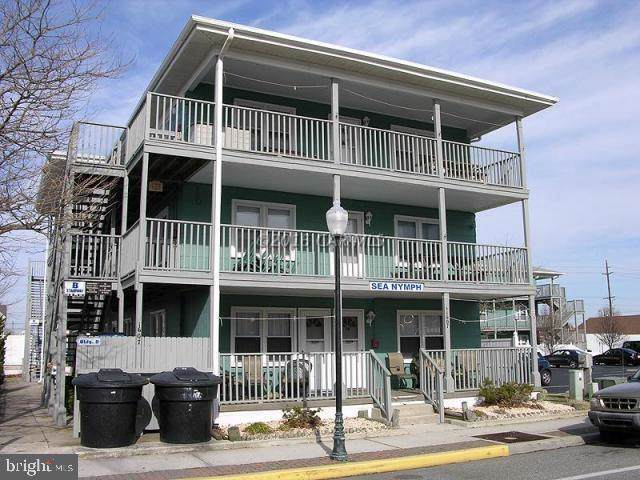 105 17TH Street 3A SEA NYMPH, OCEAN CITY, MD 21842 (#MDWO110418) :: AJ Team Realty