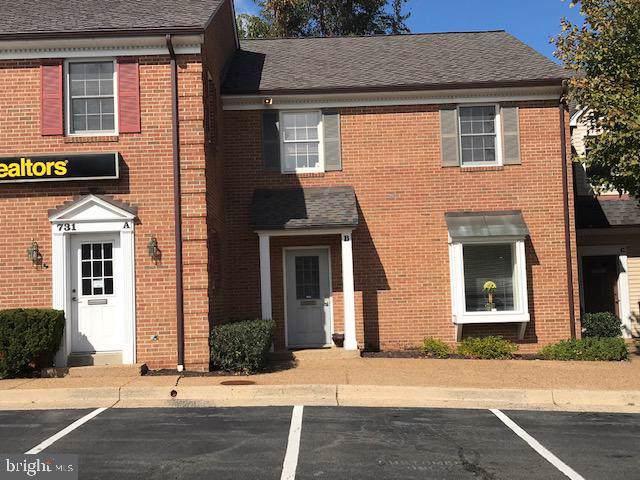 731-B Walker Road 2-B1, GREAT FALLS, VA 22066 (#VAFX1099238) :: John Smith Real Estate Group