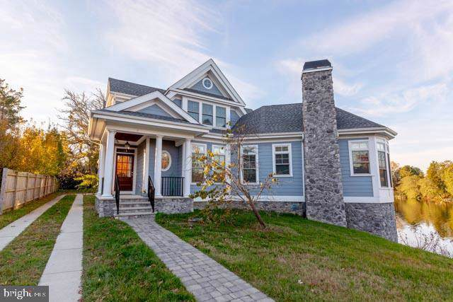 6 Silver Lane, REHOBOTH BEACH, DE 19971 (#DESU151406) :: Barrows and Associates