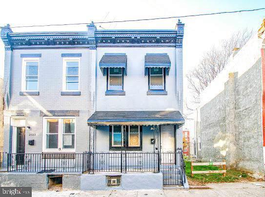 2424 N Gratz Street, PHILADELPHIA, PA 19132 (#PAPH849700) :: The Matt Lenza Real Estate Team
