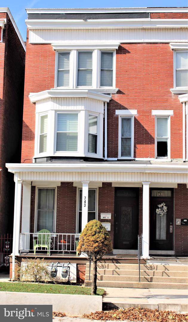 743 Madison Avenue, YORK, PA 17404 (#PAYK128510) :: The Heather Neidlinger Team With Berkshire Hathaway HomeServices Homesale Realty