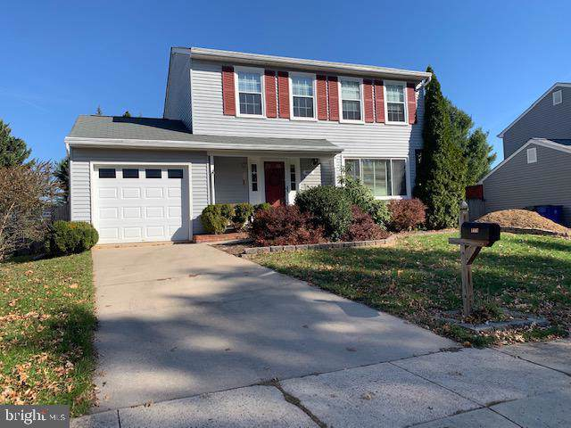 1607 Norwich Drive, FREDERICK, MD 21701 (#MDFR256416) :: Blue Key Real Estate Sales Team