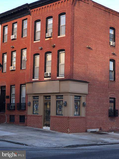 119 S Stricker Street, BALTIMORE, MD 21223 (#MDBA491450) :: Blue Key Real Estate Sales Team