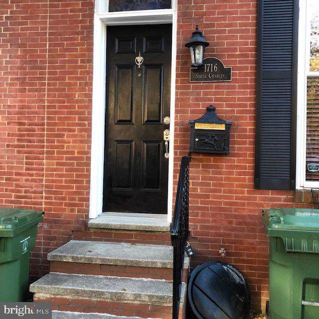 1716 S Charles Street, BALTIMORE, MD 21230 (#MDBA491488) :: Pearson Smith Realty