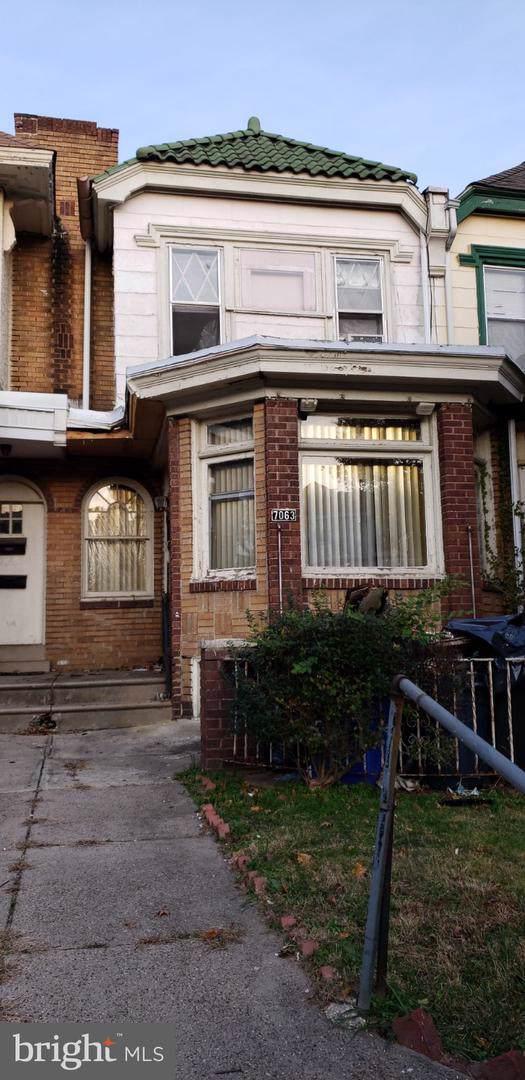 7063 Forrest Avenue, PHILADELPHIA, PA 19138 (#PAPH850162) :: LoCoMusings