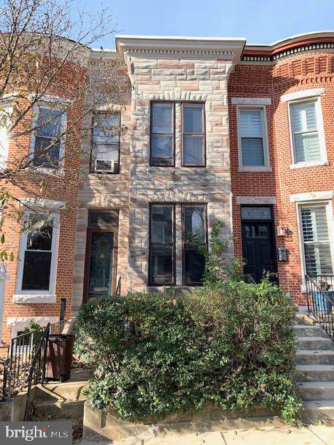 3550 Buena Vista Avenue, BALTIMORE, MD 21211 (#MDBA491526) :: Homes to Heart Group