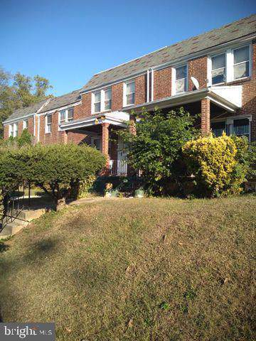 4035 Grantley Road, BALTIMORE, MD 21215 (#MDBA491606) :: The Speicher Group of Long & Foster Real Estate