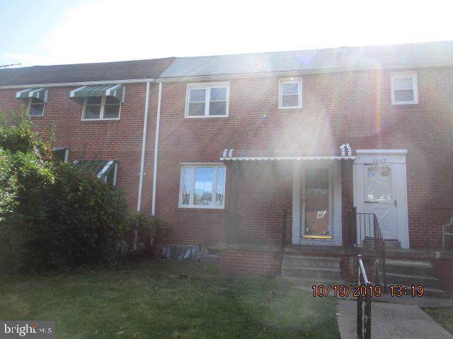3011 E Federal Street, BALTIMORE, MD 21213 (#MDBA491612) :: Great Falls Great Homes