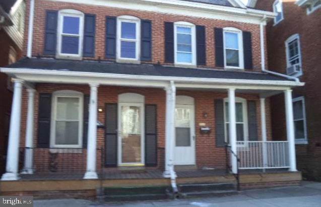 531-1/2 York Street, HANOVER, PA 17331 (#PAYK128632) :: Bob Lucido Team of Keller Williams Integrity