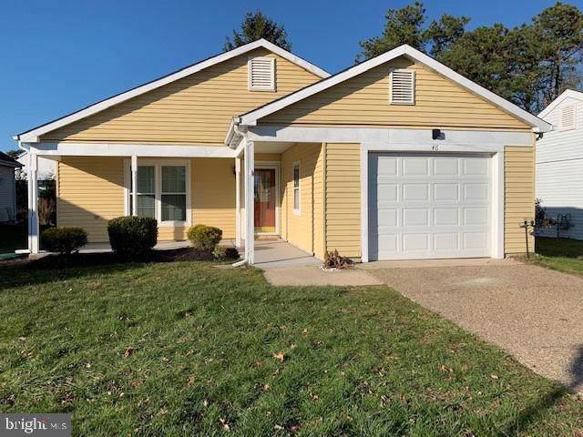 46 Cotherstone Drive, SOUTHAMPTON, NJ 08088 (#NJBL361486) :: The Matt Lenza Real Estate Team