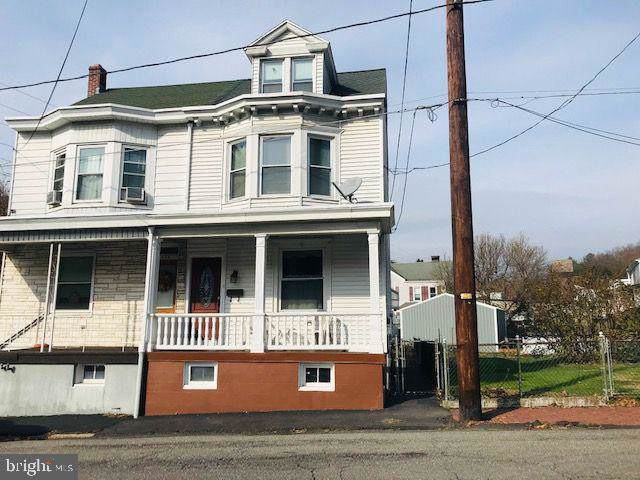 306 Front St., POTTSVILLE, PA 17901 (#PASK128710) :: The Jim Powers Team