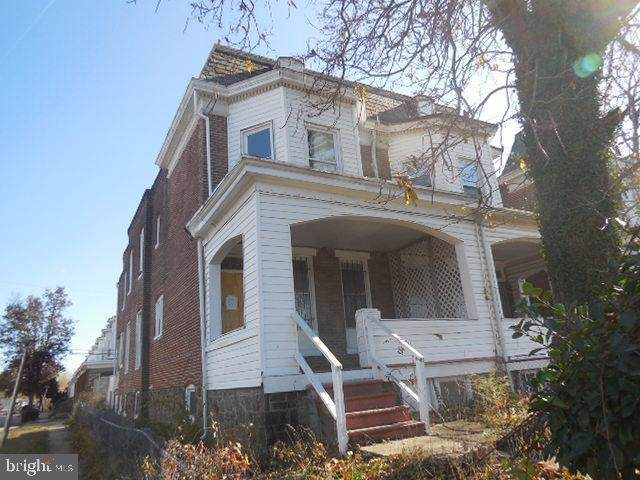 4321 Garrison Boulevard, BALTIMORE, MD 21215 (#MDBA491808) :: The Miller Team