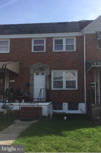 4303 Plainfield Avenue, BALTIMORE, MD 21206 (#MDBA491832) :: The Gus Anthony Team