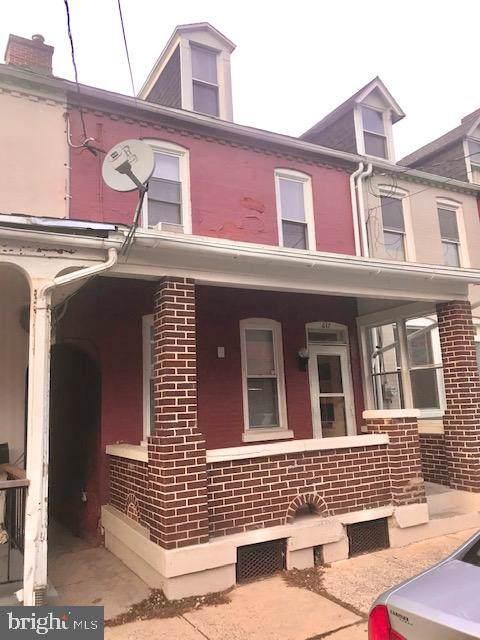 617 E Marion Street, LANCASTER, PA 17602 (#PALA143576) :: Berkshire Hathaway Homesale Realty
