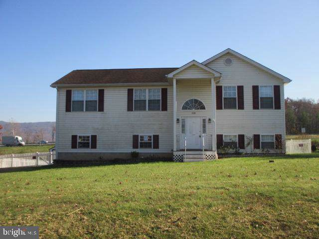 230 Massanutten Drive, EDINBURG, VA 22824 (#VASH117792) :: Pearson Smith Realty
