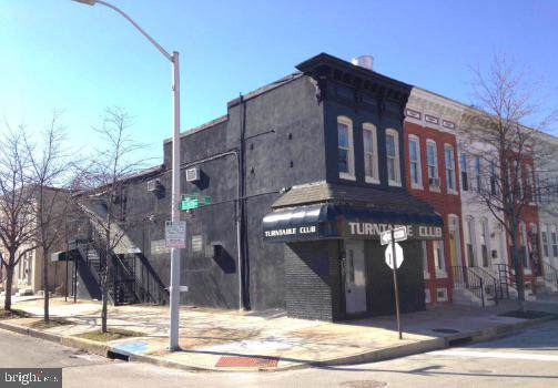 2139 Jefferson Street, BALTIMORE, MD 21205 (#MDBA491892) :: Pearson Smith Realty