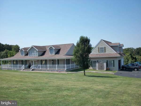 408 Newcomer Road, WINDSOR, PA 17366 (#PAYK128740) :: Flinchbaugh & Associates
