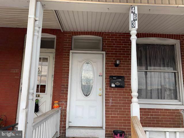 463 E Princess Street, YORK, PA 17403 (#PAYK128764) :: The Joy Daniels Real Estate Group