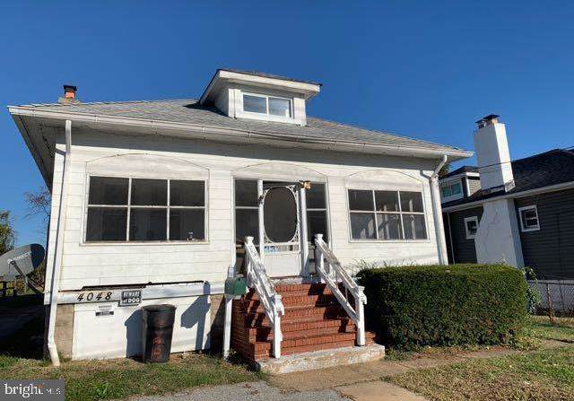 4048 Wilkens Avenue, BALTIMORE, MD 21229 (#MDBC478788) :: Great Falls Great Homes