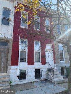 615 N Payson Street, BALTIMORE, MD 21217 (#MDBA492052) :: Radiant Home Group