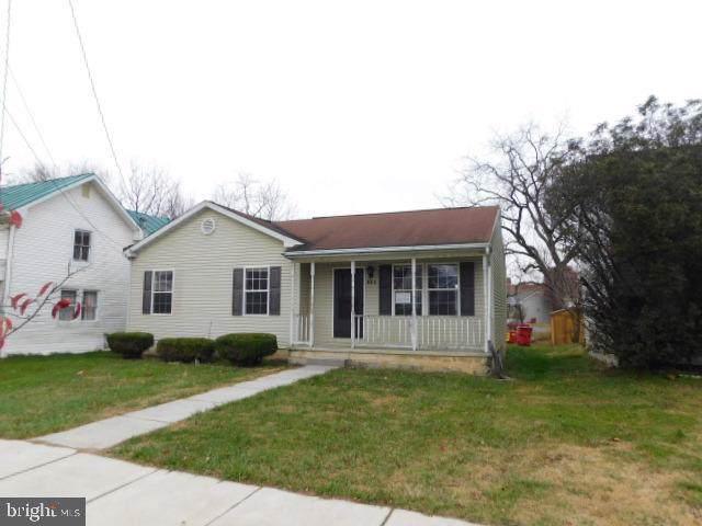 215 N Fairfax Boulevard, RANSON, WV 25438 (#WVJF137200) :: Keller Williams Pat Hiban Real Estate Group