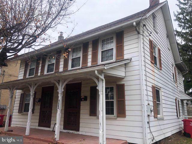 133 S Main Street, QUAKERTOWN, PA 18951 (#PABU484786) :: EXP Realty