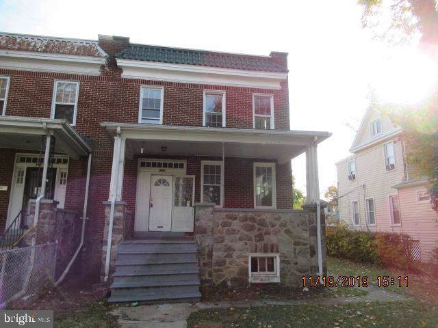 3813 Belle Avenue, BALTIMORE, MD 21215 (#MDBA492348) :: RE/MAX Plus