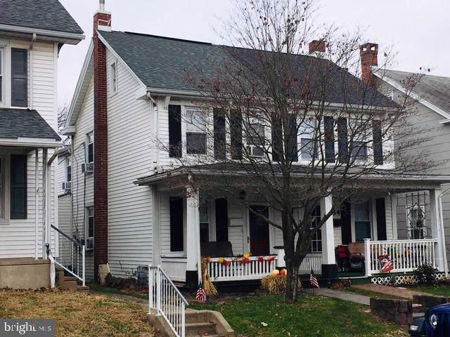 136 S Spruce Street, BIRDSBORO, PA 19508 (#PABK350984) :: ExecuHome Realty