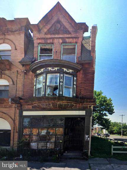 2340 Cecil B Moore Avenue, PHILADELPHIA, PA 19121 (#PAPH852522) :: Jim Bass Group of Real Estate Teams, LLC