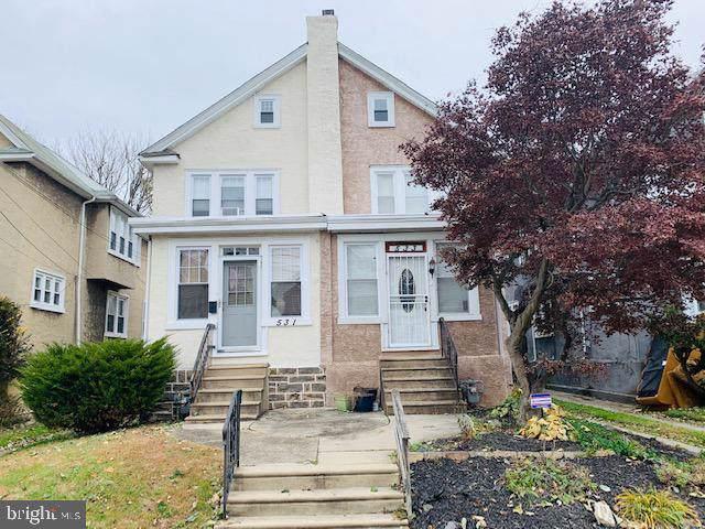 531 Brookside Avenue, LANSDOWNE, PA 19050 (#PADE504930) :: REMAX Horizons