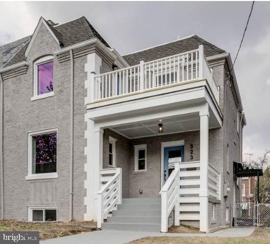 523 Quackenbos Street NW, WASHINGTON, DC 20011 (#DCDC451000) :: Gail Nyman Group
