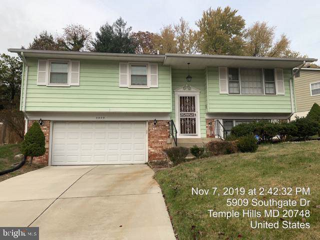 5909 Southgate Drive, TEMPLE HILLS, MD 20748 (#MDPG551658) :: Radiant Home Group