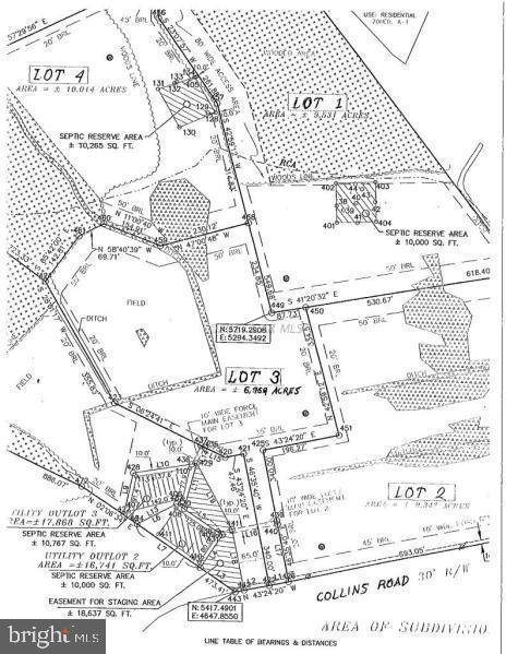 Lot 3 Collins Road, BISHOPVILLE, MD 21813 (#MDWO110608) :: Lucido Global Team
