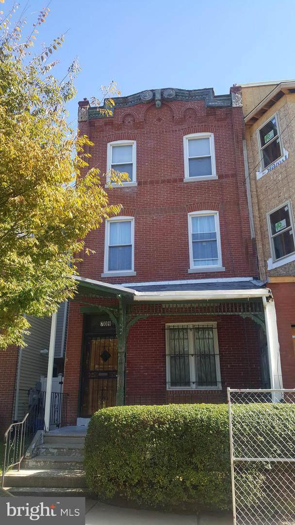709 N 40TH Street, PHILADELPHIA, PA 19104 (#PAPH854040) :: Bob Lucido Team of Keller Williams Integrity