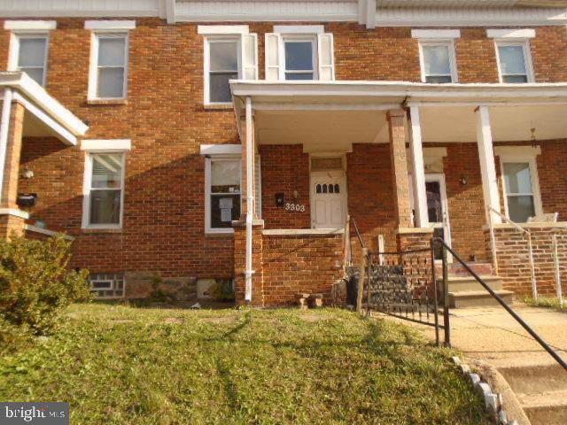 3303 Cardenas Avenue, BALTIMORE, MD 21213 (#MDBA493226) :: Dart Homes