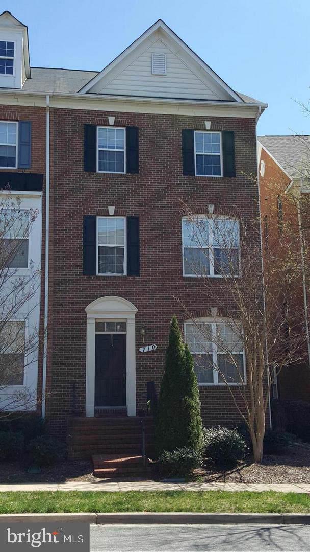 710 Ridgemont Avenue, ROCKVILLE, MD 20850 (#MDMC688566) :: Arlington Realty, Inc.