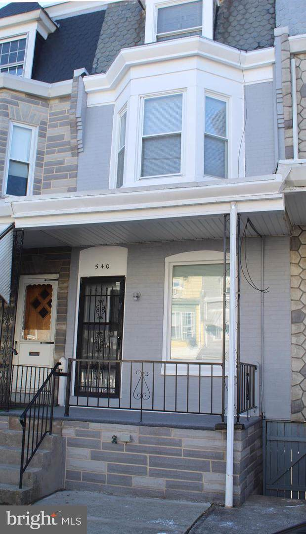 540 Perry Street, READING, PA 19601 (#PABK351312) :: Jason Freeby Group at Keller Williams Real Estate