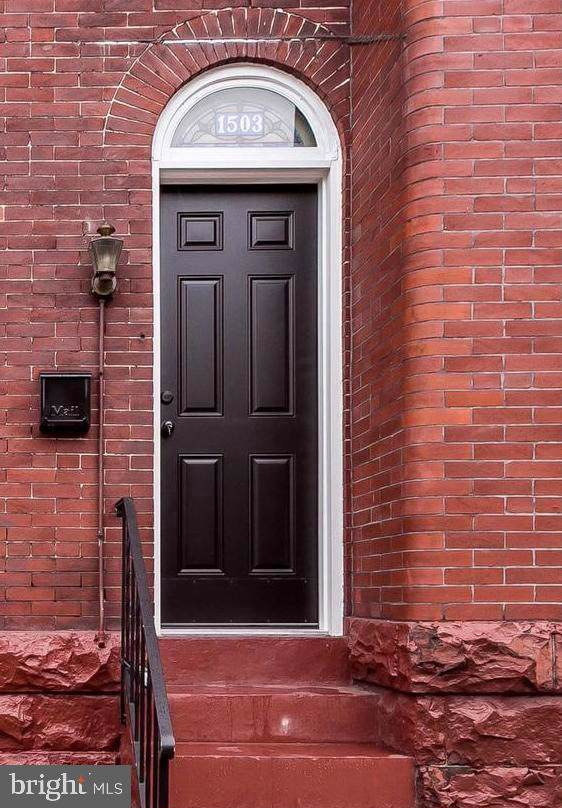 1503 Patapsco Street, BALTIMORE, MD 21230 (#MDBA493432) :: Blue Key Real Estate Sales Team