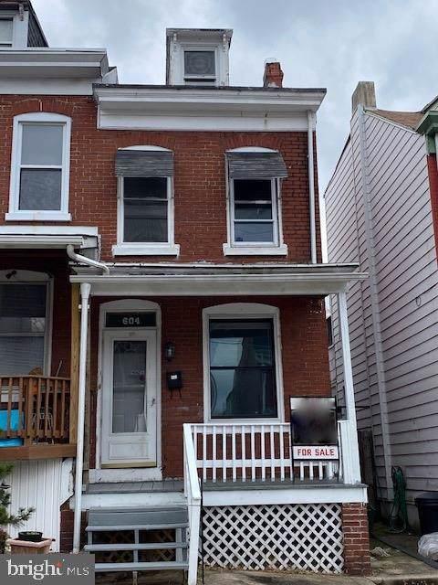 604 S 18TH 1/2ND Street, READING, PA 19606 (#PABK351340) :: Jason Freeby Group at Keller Williams Real Estate