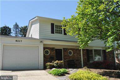 9217 Santayana Drive, FAIRFAX, VA 22031 (#VAFX1101896) :: Tom & Cindy and Associates
