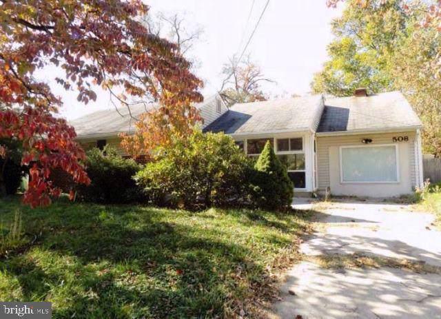 508 Forest Road, CHERRY HILL, NJ 08034 (#NJCD382464) :: The Matt Lenza Real Estate Team