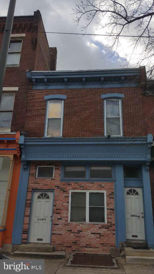 3876 Lancaster Avenue, PHILADELPHIA, PA 19104 (#PAPH855098) :: Bob Lucido Team of Keller Williams Integrity