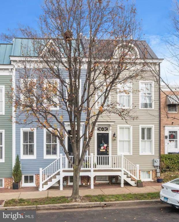 1219 Queen Street, ALEXANDRIA, VA 22314 (#VAAX241930) :: Bic DeCaro & Associates